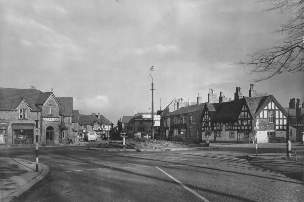 Canute Place 1946