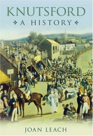 Cover of Knutsford A History by Joan Leach