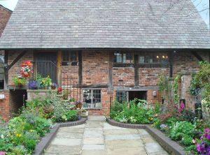 Knutsford Heritage Centre Garden