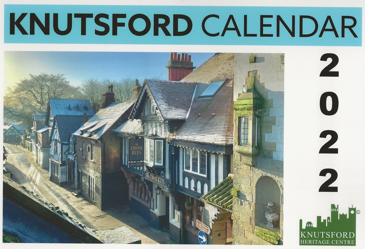 Scan of Knutsford Calendar 2022